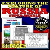 RUSSIA: Exploring the Culture of Russia Bundle