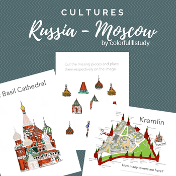 RUSSIA/MOSCOW - colorfulllstudy