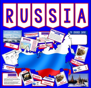 RUSSIA RUSSIAN CULTURE DIVERSITY RESOURCES LANGUAGE GEOGRAPHY
