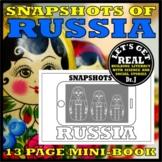 RUSSIA: Snapshots of Russia