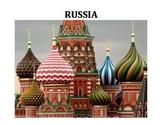 RUSSIA UNIT (GRADES 4 - 8)