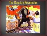 RUSSIAN REVOLUTION SS6H7