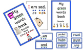 RWI set 1 Decodable 10 booklets covering initial sounds an