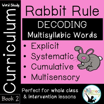 Rabbit Rule Book 2-Advanced Decoding Strategies