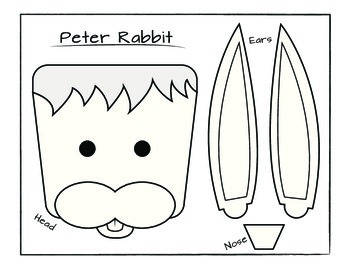 Rabbit Craft: Peter Rabbit, Easter Bunny, and a Regular Ol