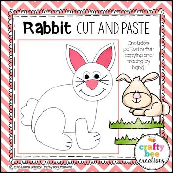 Rabbit Cut and Paste