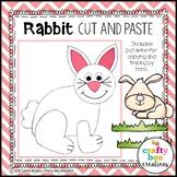 Rabbit Craft   Pet Animal Activities   Bunny Template   Easter Activity