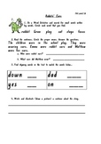"""""""Rabbit Ears"""" PM Rigby Level 10 Guided Reading"""