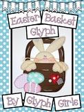 Easter Basket Glyph