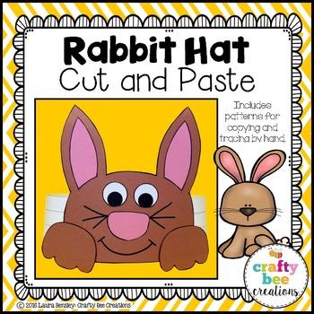Rabbit Hat Cut and Paste