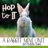 Rabbits Unit: Nonfiction Shared Reading Unit