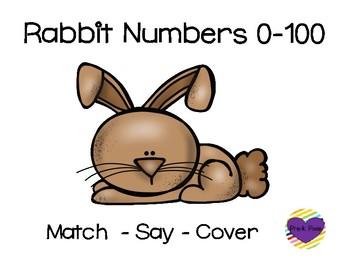Rabbit Number 0-100