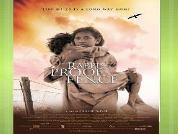Rabbit Proof Fence Film Study Program.