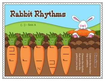 Rabbit Rhythms (Half Note)