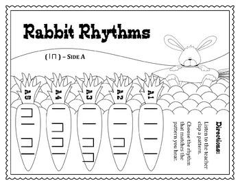 Rabbit Rhythms (Ta + Titi)