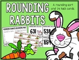 Rabbit Rounding to the Tens Place