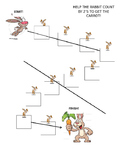 Rabbit Skip Counting by 2s