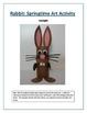 Rabbit: Spring/Easter Art Activity