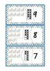 Rabbit Ten Frame Matching Cards