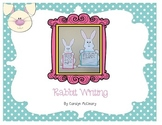 Rabbit Writing (includes graphic organizers, easy reader, and more!)