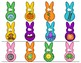 Rabbit and Chicks letter and sounds center games