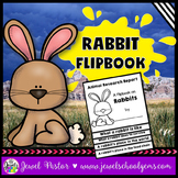 Easter Science Activities (Rabbit Research Flipbook)