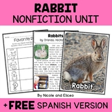 Nonfiction Unit - Rabbit Activities