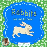 Rabbits Aren't Just for Easter : Nonfiction Resource