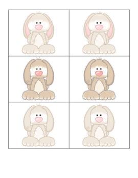 Rabbits- Card Matching