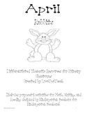 Rabbits:  Purposful activites for Math, Writing, and Readi