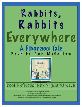 rabbits rabbits everywhere a fibonacci tale