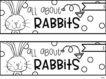 Rabbits Text Features Flipbook