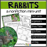 Rabbits Nonfiction Reading
