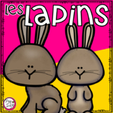 Rabbits in French - les lapins