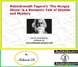 Rabindranath Tagore's 'The Hungry Stone': Romantic Tale of