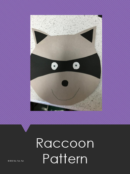 Raccoon Art Project