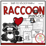 Raccoon Back to School Review
