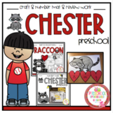 Chester Craft & Number Mats and Review Work