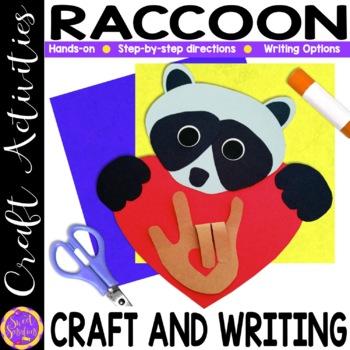 Raccoon Craft Activity
