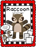 Raccoon Craftivity