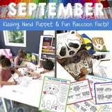 The Kissing Hand Book Companion (Raccoon Craft)