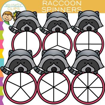 Raccoon Spinners