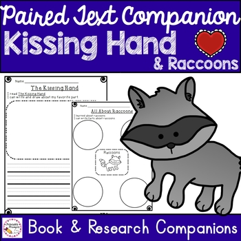 Kissing Hand &  Raccoons