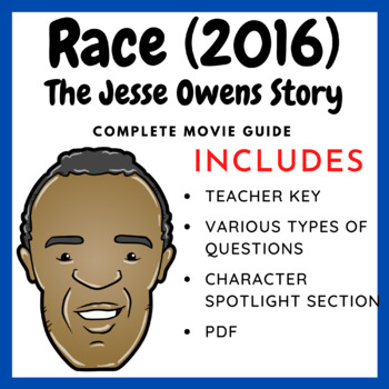 Race (2016) - The Jesse Owens Story: Complete Movie Guide