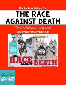 Race Against Death- Iditarod