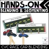 Race Car Blending