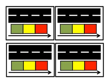 Race Car CVC Words