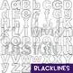 Alphabet Letters Clip Art - Race Car Letters {jen hart Clip Art}