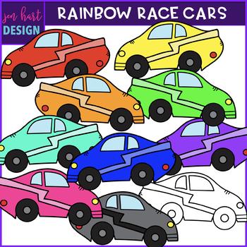 Race Car Clip Art {jen hart Clip Art}