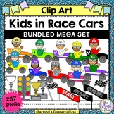 Race Car Clip Art   Add Student Names & Numbers to these R